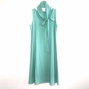 [Eileen Fisher] organic cotton jersey dress #Y15